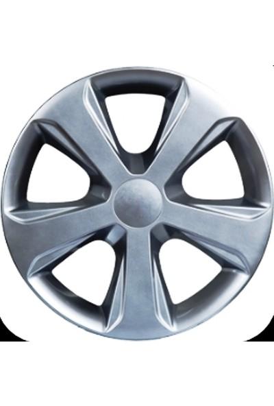 Tüm Renault Araçlara Uyumlu Jant Kapağı Takımı 4'lü 13 İnç