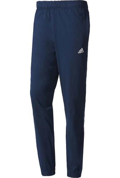 Adidas Erkek Eşofman Altı Spor Lacivert Bk7407 Ess T Pant Sj
