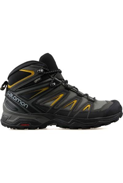 Salomon Haki Erkek Trekking Bot Ve Ayakkabısı L40133700
