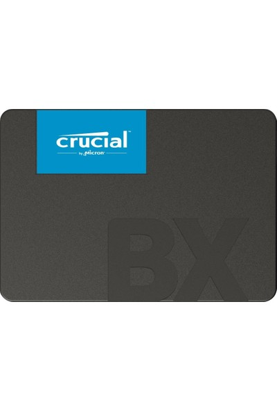 Crucial BX500 120GB SATA 3 2.5'' CT120BX500SSD1 Solid State Disk (SSD)