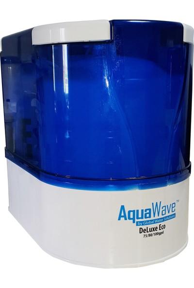 Global Water Solutions AquaWave Deluxe 3.2 Galon Pompalı Su Arıtma Cihazı - +1 Filtre Seti HEDİYE