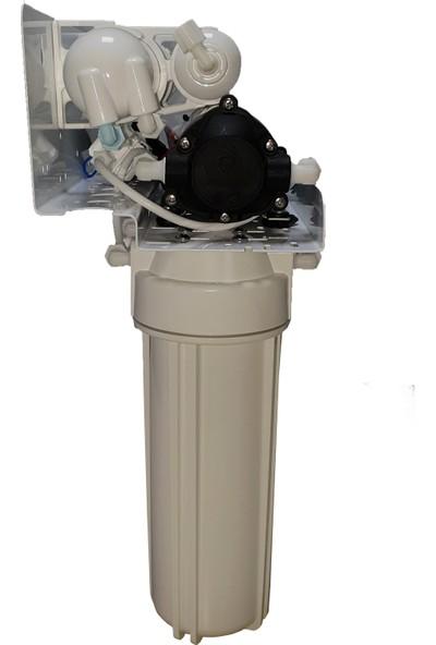 Global Water Solutions AquaWave Classic Maxi 3.2 Galon Pompalı Su Arıtma Cihazı - +1 Filtre Seti HEDİYE