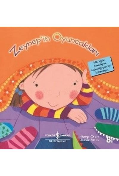 Zeynep'İn Oyuncakları - İlk Okuma Kitaplarım - Hiawyn Oram