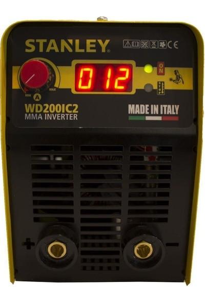 Stanley Wd200Ic2 İnverter Kaynak Makinası 200 Amper