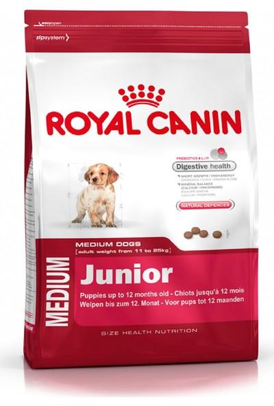 Royal Canin Medium Junior Orta Irk Yavru Köpek Maması 15 Kg