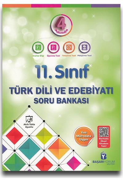 Başarıyorum 11. Sınıf Türk Dili Ve Edebiyatı Soru Bankası