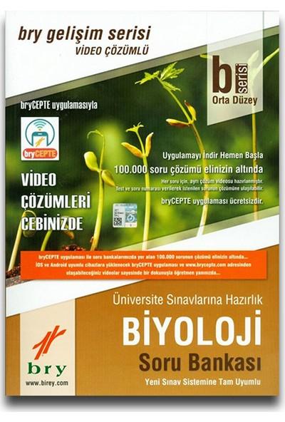 Birey B Serisi Biyoloji Soru Bankası Orta Düzey