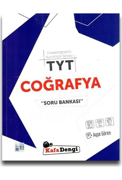 Kafa Dengi Yayınları TYT Coğrafya Soru Bankası - Ayşe Gören