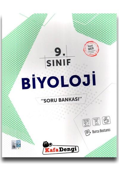 Kafa Dengi Yayınları 9. Sınıf Biyoloji Soru Bankası Video Çözümlü - Burcu Bostancı
