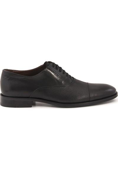Mocassini Siyah Geyık 40905 Erkek Ayakkabı
