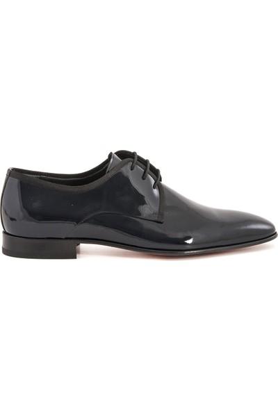Kemal Tanca Lacivert Rugan 700 Erkek Ayakkabı