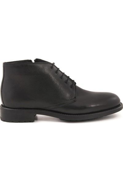 Kemal Tanca Siyah 10606 Erkek Ayakkabı