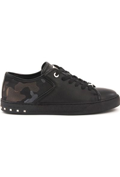 Kemal Tanca Siyah 8355 Erkek Ayakkabı