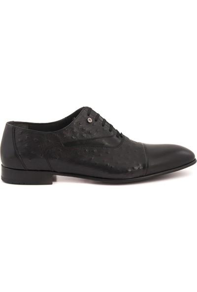 Kemal Tanca Siyah 65-118 Erkek Ayakkabı