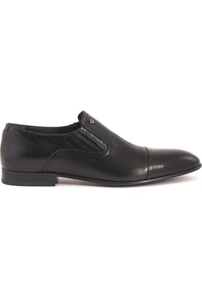 Kemal Tanca Siyah 65-121 Erkek Ayakkabı