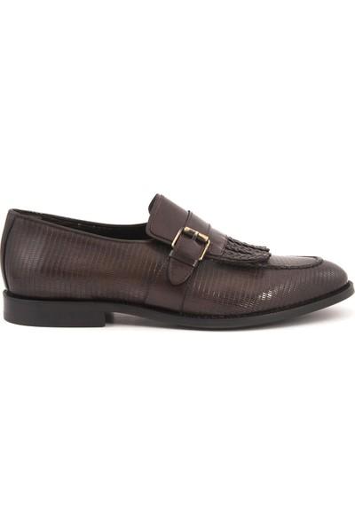 Mocassini Kahve 7245 Erkek Ayakkabı