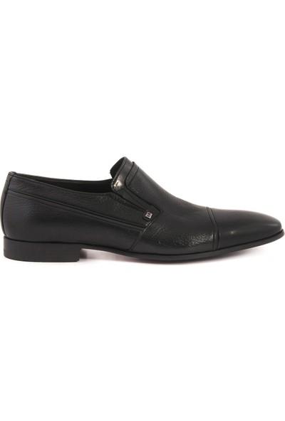 Mocassini Siyah 7170 Erkek Ayakkabı