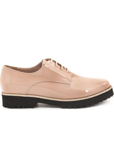 Rouge Vizon Rugan 9405 Kadın Ayakkabı