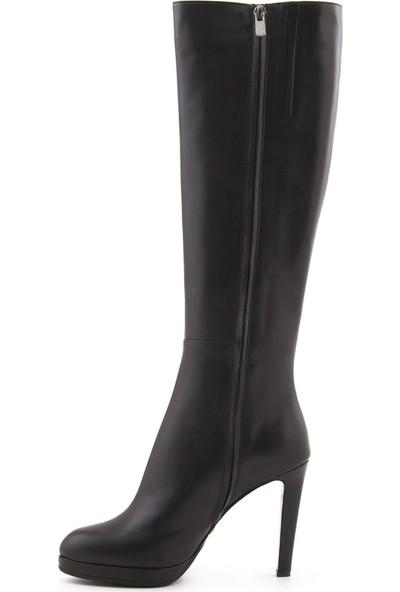 Rouge Siyah 349-12 Kadın Ayakkabı