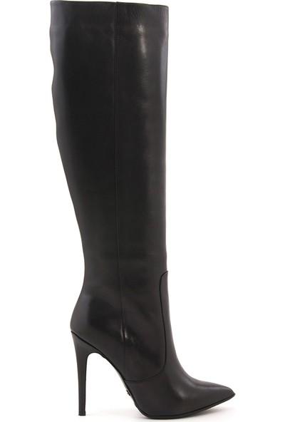Rouge Siyah 4867-20 Kadın Ayakkabı