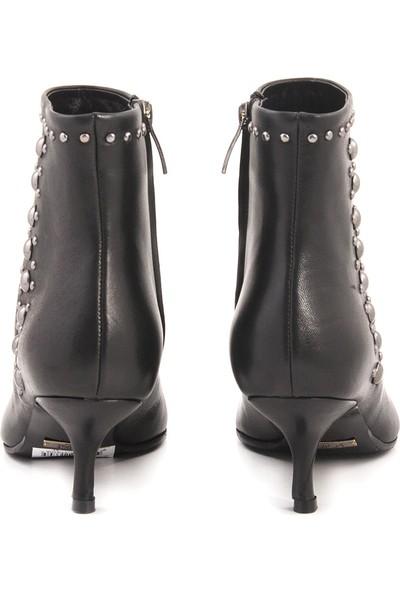 Rouge Siyah 8972-08 Kadın Ayakkabı
