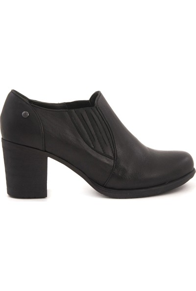 Kemal Tanca Siyah 2231 Kadın Ayakkabı