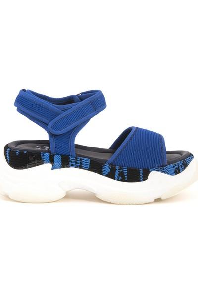 I'M Limited Edition Mavi 1980 Kadın Ayakkabı