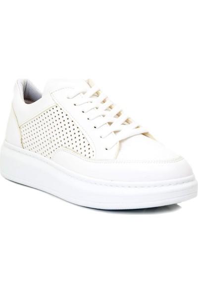Ayakkabı Tarzım Beyaz Erkek Spor Ayakkabı WGN00284