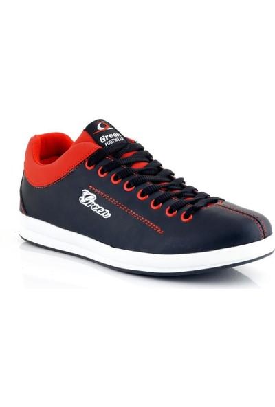 Ayakkabı Tarzım Siyah Erkek Spor Ayakkabı GRN00377