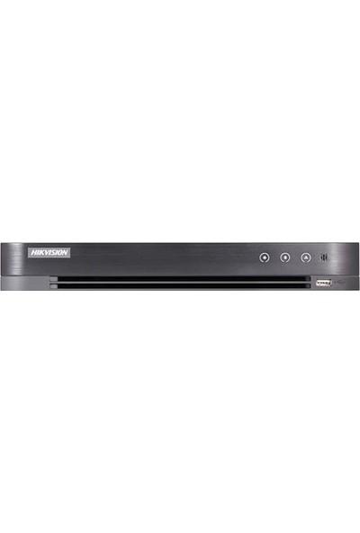 Haikon Ds 7208Huhı F2 N 8 Kanal 3Mp 2XIP 1Xvga 1Xhdmı 1080P Hdtvı,Cvı,Ahd,Analog Hibrit Dvr Kayıt Cihazı