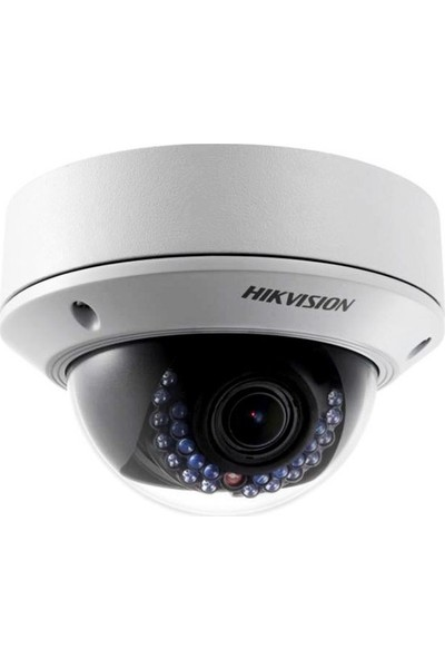 Haikon Ds 2Cd2752F Izs 5Mp 2.8 12Mm Motorıze 20Mt Blc, Roı, 3D Dnr IP66 Ik10 Poe Onvıf Metal Kasa IP Dome Kamera