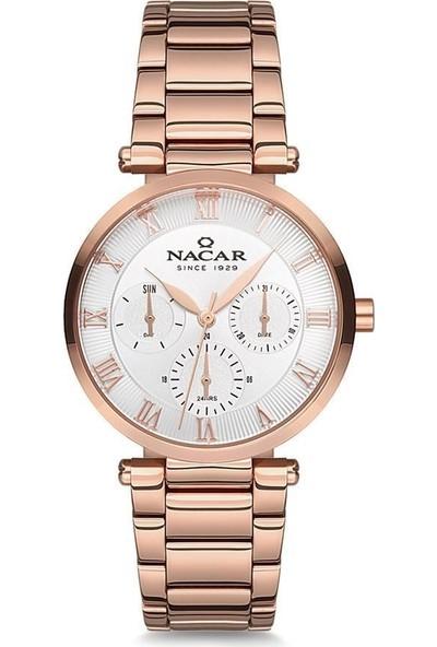 Nacar NC34-390318-RSM Kadın Kol Saati