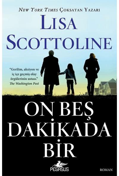 On Beş Dakikada Bir - Lisa Scottoline