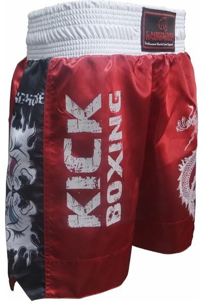 Raundhouse Kick Boks Şortu Kickboks Şort