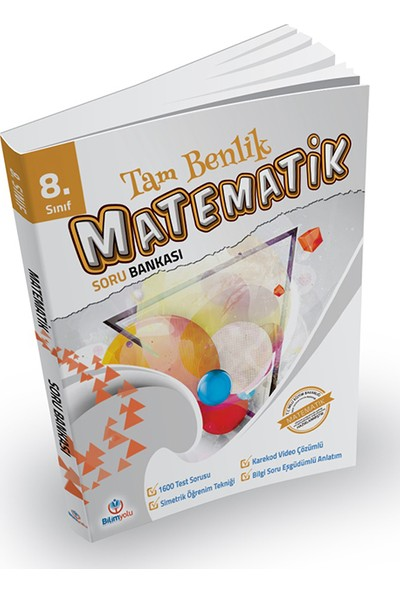 Bilim Yolu 8. Sınıf Matematik Tam Benlik Soru Bankası