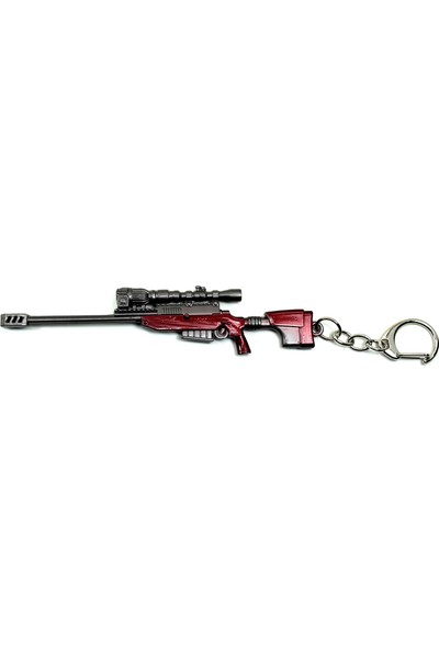 Modaroma Pubg Sniper Silah Anahtarlık