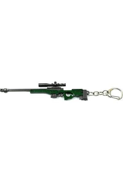Modaroma Pubg Magnum Silah Anahtarlık