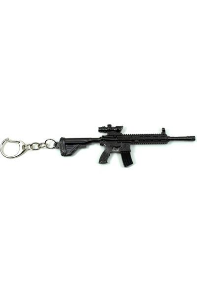 Modaroma Pubg M416 Silah Anahtarlık