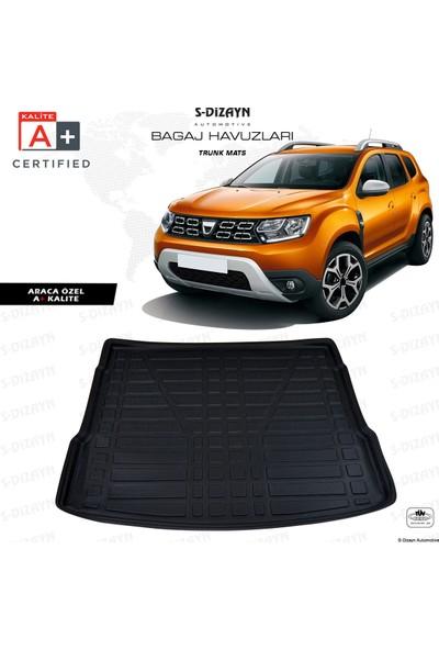 S-Dizayn S-Dizayn Dacia Duster Bagaj Havuzu 4x2 2018 ve Üzeri A+Kalite