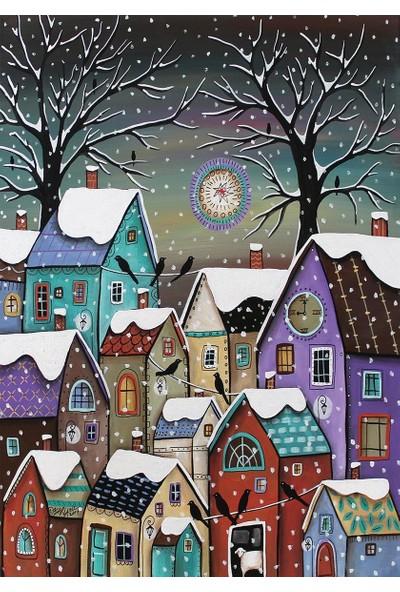 Art Puzzle Mevsim Kış 260 Parça Puzzle