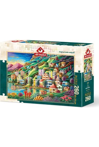 Art Puzzle Koy 260 Parça Puzzle
