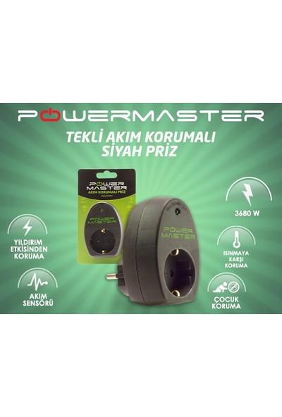 Powermaster 16817 Akım Korumalı Priz