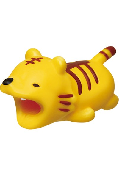Svsera Universal Animal Kablo Koruyucu Tiger