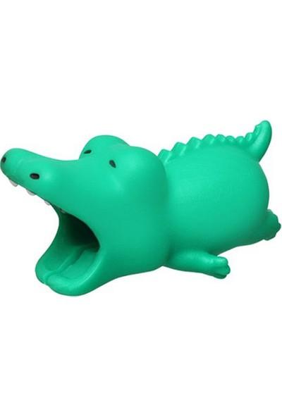 Svsera Universal Animal Kablo Koruyucu Crocodile