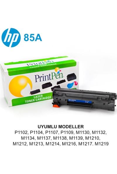 Printpen HP LaserJet M1132, 85A CE285A Siyah Muadil Toner