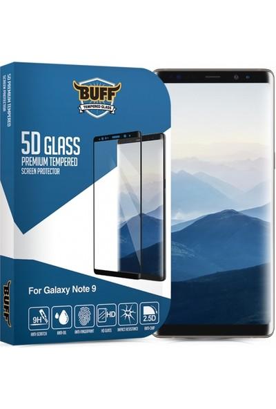 Buff Samsung Galaxy Note 9 5D Glass Ekran Koruyucu