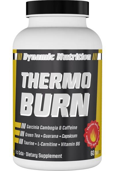 Dynamic Nutrition Thermo L-Carnitine 3000 mg 20 ampul + Thermo Burn 60 tablet + CLA 1000 mg 90 kapsül + Multivitamin 30 tablet + 3 HEDİYE
