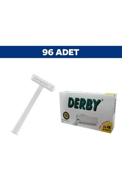 Derby Tek Bıçak Kullan At 96'lı