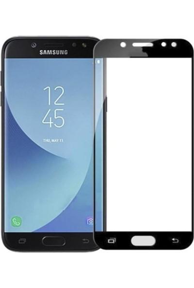 Bufalo Flexible Nano 5D Samsung Grand Prime Pro Kavisli Renkli Ekran Koruyucu Siyah