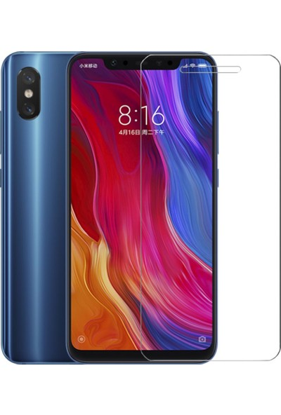 Bufalo Flexible Nano Xiaomi Mi 8 Ekran Koruyucu